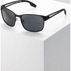 Prada Linea Rossa Okulary przeciwsłoneczne black. Czarne okulary przeciwsłoneczne męskie aviatory Prada Linea Rossa. Za 1069,00 zł.