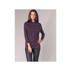 Swetry Sisley  DRAMAKE. Fioletowe swetry klasyczne damskie Sisley, l. Za 207,20 zł.