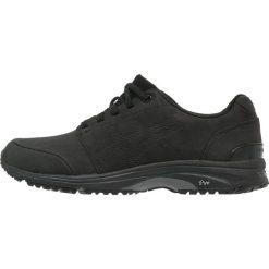 ASICS GELODYSSEY WR Obuwie do biegania Turystyka black. Czarne buty do biegania męskie Asics, z gumy. Za 449,00 zł.