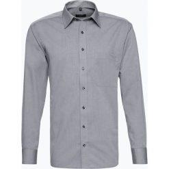 Eterna Comfort Fit - Koszula męska, szary. Szare koszule męskie Eterna Comfort Fit, m, z bawełny. Za 199,95 zł.