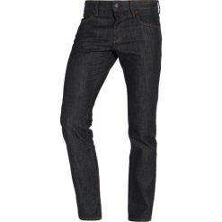 BOSS CASUAL BARCELONA Jeansy Straight Leg dark blue. Niebieskie jeansy męskie marki BOSS Casual. W wyprzedaży za 383,20 zł.