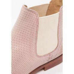 Botki damskie lity: Melvin & Hamilton SUSAN Ankle boot pale rose/offwhite
