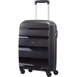 Walizki: American Tourister Wózek bagażowy kabinowy ( Czarny /Black ) (85A09001)