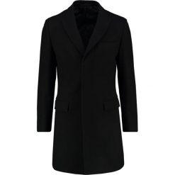 Pier One Krótki płaszcz black. Czarne płaszcze wełniane męskie marki Pier One, m. Za 549,00 zł.