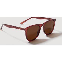 Okulary przeciwsłoneczne męskie: Mango Man – Okulary Sporty
