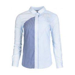 Desigual Koszula Damska Ingun Xl Jasnoniebieski. Szare koszule damskie Desigual, xl. W wyprzedaży za 203,00 zł.