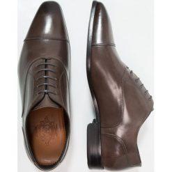 Buty wizytowe męskie: Avelar by PB DONALD Eleganckie buty grey/taupe