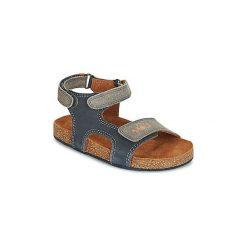 Sandały Dziecko  Mod'8  KORTON. Niebieskie sandały chłopięce Mod'8. Za 191,20 zł.