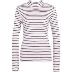 Bluzki asymetryczne: CLOSED WOMENS TOP Bluzka z długim rękawem champagne