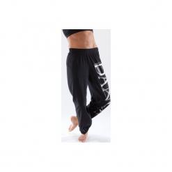 Spodnie do tańca damskie. Czarne bryczesy damskie marki DOMYOS, l, z bawełny, na fitness i siłownię. Za 69,99 zł.
