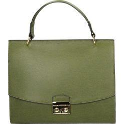 Torba - A-7125-M P VE. Czarne torebki klasyczne damskie marki Venezia, ze skóry. Za 279,00 zł.