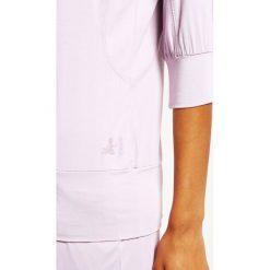 Curare Yogawear SLEEVES Bluzka z długim rękawem rose. Czerwone bluzki longsleeves Curare Yogawear, xl, z elastanu, sportowe. Za 189,00 zł.