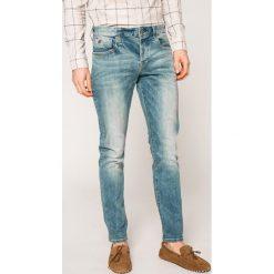 Scotch & Soda - Jeansy Ralston. Niebieskie jeansy męskie slim marki House, z jeansu. W wyprzedaży za 359,90 zł.