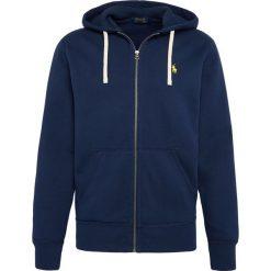 Polo Ralph Lauren - Męska bluza rozpinana, niebieski. Niebieskie bejsbolówki męskie Polo Ralph Lauren, m, z dresówki, z kapturem. Za 619,95 zł.
