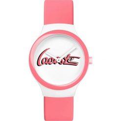 Zegarek unisex Lacoste Goa 2020131. Różowe zegarki damskie Lacoste. Za 359,00 zł.