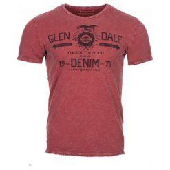 T-shirty męskie: Timeout T-Shirt Męski Xl, Czerwony