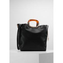 Faith TORTOISE HANDLE GRAB Torba na zakupy black. Czarne torebki klasyczne damskie Faith. Za 189,00 zł.