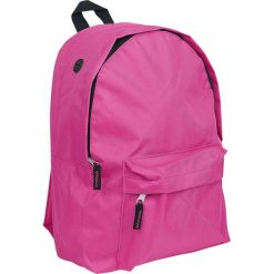SOL's Backpack Rider Plecak różowy (Fuchsia). Brązowe plecaki męskie marki Merg, ze skóry. Za 21,90 zł.