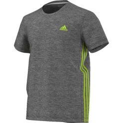 Adidas Koszulka Ess Mid Tee szara r. S (AK1776). Szare koszulki sportowe męskie Adidas, m. Za 66,18 zł.