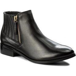 Botki ALDO - Taliyah 51830477 97. Czarne buty zimowe damskie ALDO, z materiału. W wyprzedaży za 259,00 zł.