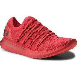 Buty UNDER ARMOUR - Ua Speedform Slingshot 2 3000007-600 Red. Czerwone buty do biegania damskie Under Armour, z materiału. W wyprzedaży za 319,00 zł.