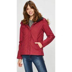 Roxy - Kurtka Snowboardowa. Czerwone kurtki damskie Roxy, l, z materiału, z kapturem. Za 799,90 zł.