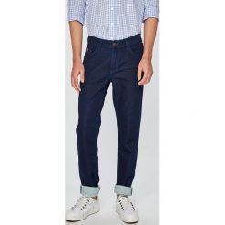 U.S. Polo - Jeansy. Niebieskie jeansy męskie slim marki U.S. Polo. W wyprzedaży za 299,90 zł.