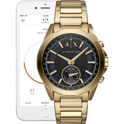 Armani Exchange Connected Zegarek gebürstet/glänzend/goldfarben. Żółte zegarki męskie Armani Exchange Connected. Za 1049,00 zł.