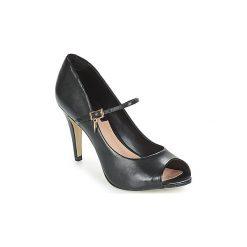 Czółenka Dumond  PERTA. Czarne buty ślubne damskie Dumond. Za 319,20 zł.