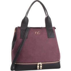 Torebka NOBO - NBAG-F2210-C005 Bordowy. Czerwone torebki klasyczne damskie Nobo, ze skóry ekologicznej. W wyprzedaży za 219,00 zł.