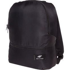 Plecaki damskie: Plecak miejski damski PCU244 - głęboka czerń