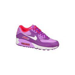 Buty Dziecko Nike  Air Max 90  Gs 724852-501. Fioletowe buty sportowe chłopięce marki Nike, nike air max. Za 329,99 zł.
