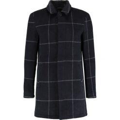 Only & Sons ONSSOPHUS Płaszcz wełniany /Płaszcz klasyczny dark navy. Niebieskie płaszcze na zamek męskie Only & Sons, l, z materiału, klasyczne. W wyprzedaży za 407,20 zł.