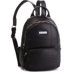 Plecak MONNARI - BAG8960-020 Black. Czarne plecaki damskie Monnari, ze skóry ekologicznej. W wyprzedaży za 199,00 zł.