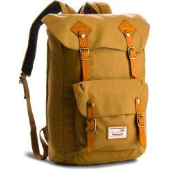 Plecak DOUGHNUT - 8077C-0030-F  Camel. Brązowe plecaki męskie Doughnut, z materiału. Za 389,00 zł.