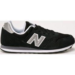 New Balance - Buty. Czarne halówki męskie marki New Balance, z materiału. W wyprzedaży za 259,90 zł.