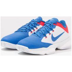 Nike Performance AIR ZOOM ULTRA Obuwie do tenisa Outdoor white. Białe buty do tenisa męskie Nike Performance, z gumy. W wyprzedaży za 245,40 zł.