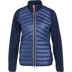 Bogner Fire + Ice MURIA Kurtka puchowa dark blue. Niebieskie kurtki sportowe damskie Bogner Fire + Ice, z materiału. W wyprzedaży za 839,20 zł.