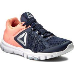Buty Reebok - Yourflex Trainette 9.0 Mt BD4832 Navy/Pink/White/Grey. Brązowe buty do fitnessu damskie Reebok, z materiału, reebok yourflex. W wyprzedaży za 169,00 zł.