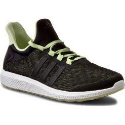 Buty adidas - Cc Sonic W S78253 Cblack/Cblack. Czarne buty do biegania damskie Adidas, z gumy. W wyprzedaży za 259,00 zł.