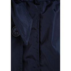 Kurtki dziewczęce przeciwdeszczowe: OVS Prochowiec navy blue