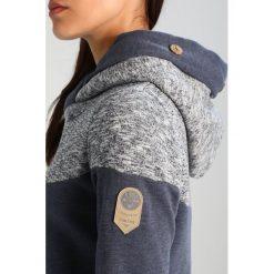 Odzież damska: Ragwear ADINA ORGANIC Bluza z kapturem navy melange