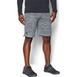 Spodenki i szorty męskie: Under Armour Spodenki męskie Sportstyle Fleece Camo Shorts Steel r. L (1294925035)