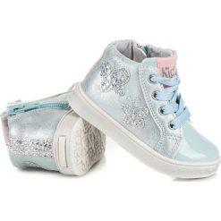 Buty dziecięce: Trampki z motylkami american club AUDRINA