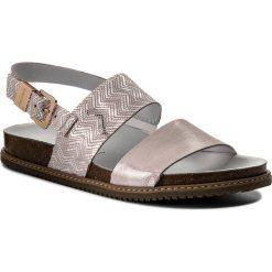 Sandały damskie: Sandały NIK – 07-0245-05-5-15-02 Różowy