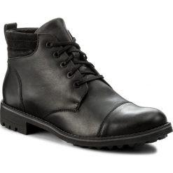 Kozaki GINO ROSSI - Marco MTV982-Q02-VVR5-9999-F 99/99. Czarne buty zimowe męskie marki Gino Rossi, z nubiku. W wyprzedaży za 269,00 zł.