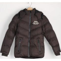 Odzież chłopięca: Khaki Kurtka Airwork