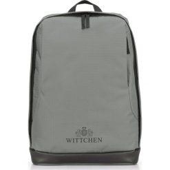 Plecak 87-3P-050-0. Szare plecaki męskie Wittchen. Za 79,00 zł.
