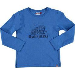 """T-shirty chłopięce z długim rękawem: Koszulka """"Thomas"""" w kolorze niebieskim"""