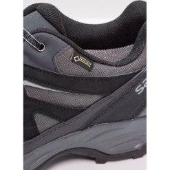 Salomon EFFECT GTX Obuwie hikingowe magnet/black/monument. Czarne buty skate męskie marki Salomon, z gumy, outdoorowe. W wyprzedaży za 391,20 zł.